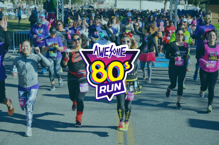 Awesome 80s Run